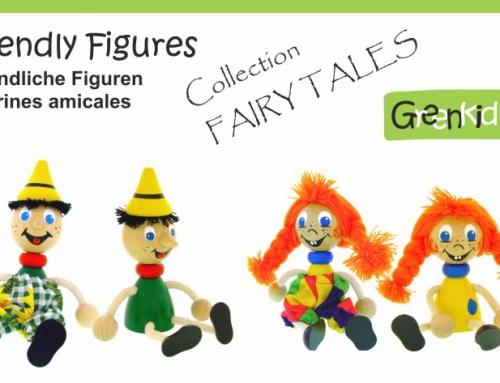 Holzfiguren – Märchenfiguren